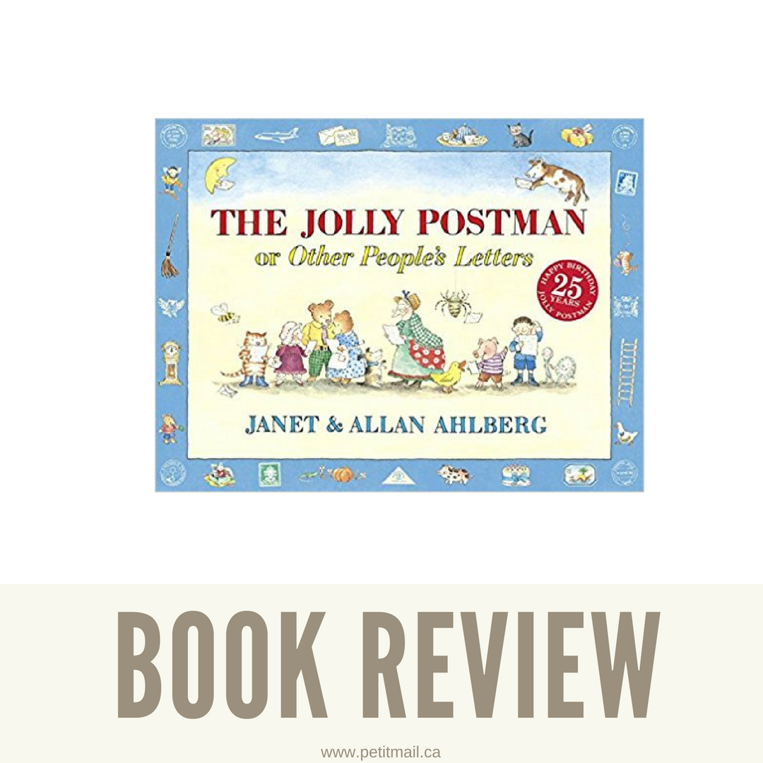 The Jolly Postman Book Review (1)